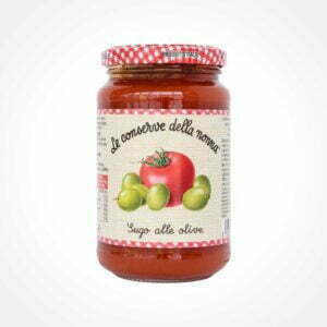 Tomatensauce mit Oliven – Sugo alle Olive