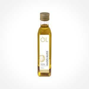 Öl in Flasche