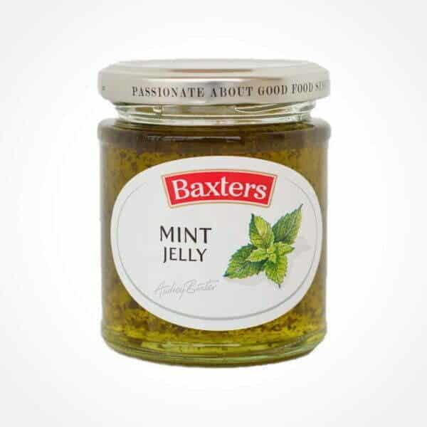 Mint Jelly im Glas